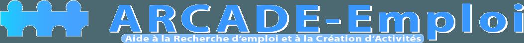 ARCADE-Emploi Logo