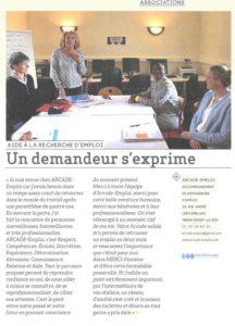 Noisy Le Mag – Un demandeur s'exprime